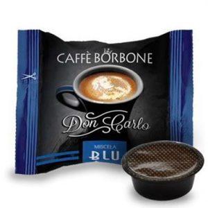 Borbone Compatibile A Modo Mio Don Carlo Miscela Blu