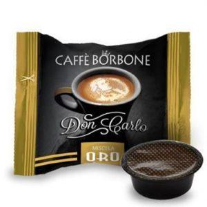 Borbone Compatibile A Modo Mio Don Carlo Miscela Oro