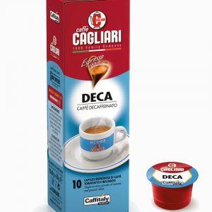 Caffitaly Cagliari deca capsule caffe