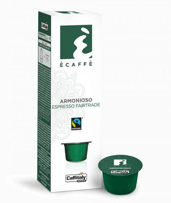 Caffitaly E Caffe armonioso capsule caffe