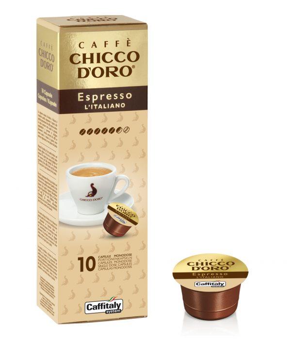 Chicco Oro espresso italiano
