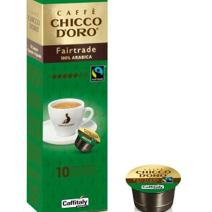 Chicco Oro fairtrade 100% arabica